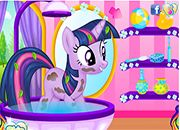 Twilight Sparkle Makeover | juegos my little pony - jugar mi pequeño pony