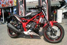 2011 Honda CBR250R Naked
