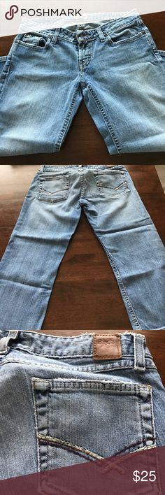 BKE denim capris ✂️Final Price Cut✂️ BKE denim Capris size 29. Worn in and very soft. No holes or stains. BKE Pants Capris