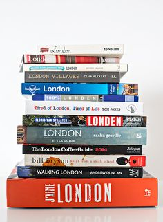 Best books & blogs for your next trip to London