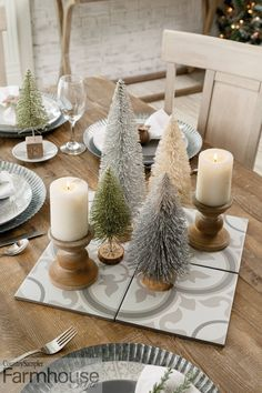 Get set to celebrate the holidays with this brand-new special issue -- Farmhouse Style Christmas! Packed with festive decorating displays, fun DIYs, exciting entertaining ideas and gift-giving inspiration, it will help make your season joyful. Festival Decorations, Table Decorations, Country Sampler, Joyful, Farmhouse Style, Festive, Diys, Entertaining, Display