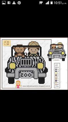 Cross Stitch Baby, Cross Stitch Animals, Cross Stitch Patterns, Brother Innovis, Pixel Crochet Blanket, Boy Art, Plastic Canvas, Cross Stitching, Babys