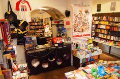 Libreria Altroquando, Roma.