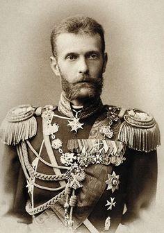 Grand Duke Sergei Alexandrovich Romanov of Russia. Familia Romanov, Princess Alice, Tsar Nicholas Ii, Nike Wallpaper, Grand Duke, Imperial Russia, History Photos, Royal Jewels, Vintage Men