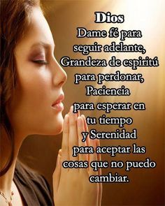 Spanish Quotes, Morning Quotes, Strong Women, Affirmations, Nostalgia, Prayers, Religion, Faith, Messages