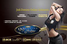 Judi Domino : 99onlinepoker adalah Agen Judi Domino Online Indonesia Terpercaya, yang sudah terbukti melayani ribuan member nya yang tergabung dengan agen ini  http://99onlinepoker.net/judi-domino-online/