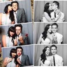 Brendon and Sarah. Breezy and Dallon.