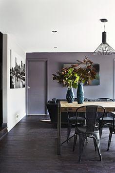 Dining Room- dark colours