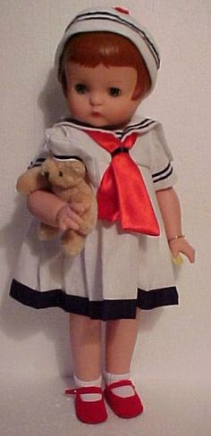 PATSY. I have Patsy & her brother, Skippy.  I have always adored these dolls.