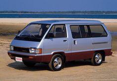 Toyota Tarago '1984–90