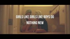 Girls like girls by Hayley Kiyoko