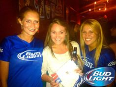 #BudLight Night at Stonewall's! #AthensGA #Beer #BeerLovesYou