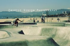 # Skater, Venice Beach,CA. By www.crypticvisionphotography.com