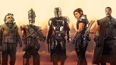 Boba Fett, Olivia Coleman, Pedro Pascal, Luke Skywalker, Clone Wars, Jennifer Aniston, Elizabeth Ii, Saga, Hunter Movie