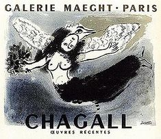 The 1959 Mourlot Poster Lithograph Collection — Marc Chagall, Pablo Pi - Period Paper Marc Chagall, Chagall Paintings, Art Exhibition Posters, Raoul Dufy, Georges Braque, Art Academy, Expo, Henri Matisse, Paris