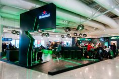 Star Bar es un proyecto de Big Bang Marketing en el aeropuerto de Atenas que combina estrategias de Neuromarketing y Branding y Branded Content