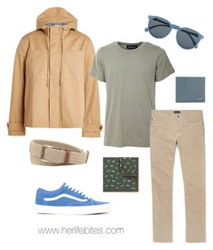 """Pastels for men 3.0"" by caritoviena on Polyvore featuring Très Bien, Numero00, Tom Ford, Topman, Vans, Original Penguin, Drakes London, Givenchy, men's fashion and menswear"