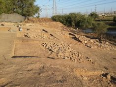 A recent excavation in Israel has uncovered the historic fortifications and monumental gate of a Biblical-era city called Gath.