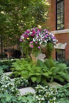 Beautiful..Lincoln Park, Chicago, IL Residence, traditional landscaping ideas