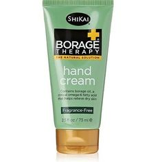 Hand and Nail Treatment Creams: Shikai Fragrance Free Hand Cream 2.5 Oz (Pack Of 8) BUY IT NOW ONLY: $50.2