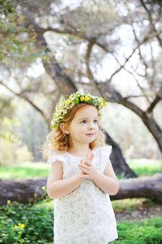 Springtime Easter Child Portraits // Our shoot with @Très Chic Affairs featured on @On to Baby!!