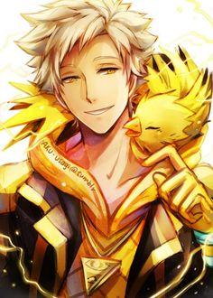 Spark, Team Leader Of Instinct (Meme Lord) - Google+