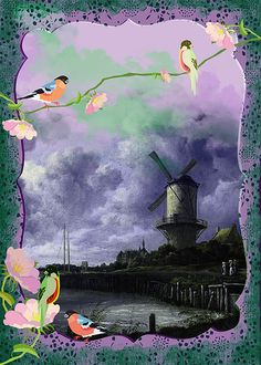 Dutch PURPLE by Sevenstar aka Elisandra, via Flickr