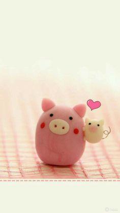 Cute Pig Wallpapers Wallpaper