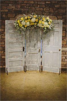 Wedding Backdrops | Having Fun With Your Ceremony Decor — Scarlet Plan & Design