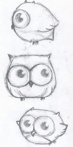 Drawing Doodles Sketches Cute little owl drawing - Maybe a tattoo? Doodle Drawings, Doodle Art, Drawing Sketches, Drawing Ideas, Pencil Drawings, Sketching, Owl Doodle, Pencil Art, Drawing Quotes