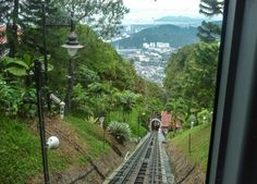 Penang Hill and Funicular Railway - Things to do in Penang, Malaysia with kids!