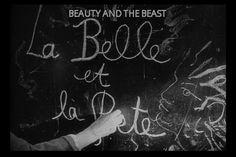 La Belle et la Bete, a film by Jean Cocteau 1946