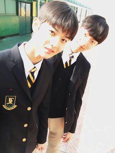 Bae JinYoung & Yoon JaeChan Boys Who, My Boys, Syaoran, Thing 1, Produce 101 Season 2, Best Memories, Boyfriend Material, Jinyoung, Lineup