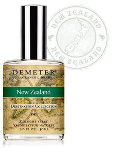 New Zealand - Demeter® Fragrance Library