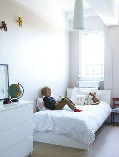 Lindsey's son's room via Covet Garden