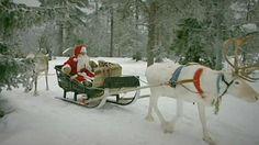 Papá Noel inicia su periplo para repartir regalos e ilusión por todo el mundo | Radio Panamericana