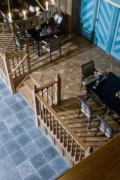 Versailles Panel; Classical. Beautiful. From our Chapel Parquet Basilica Collection Wooden Floors ofcourse.