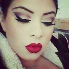 wow. what fabulous lips.