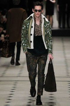 Burberry Prorsum, Look #23