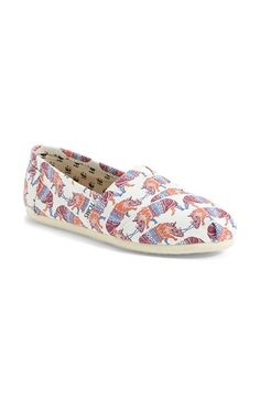 2b15cafc67b TOMS  Classic - Rhino  Alpargata Slip-On (Women) available at  Nordstrom