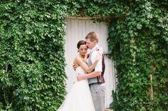 Jeff and Nicole: Real Wedding