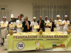 La FIB Federazione Italiana Barman promuove la sua attività. Il Video Servizio