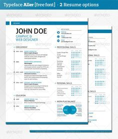 Modern And Professional Resume Templates  Ginva  Working Girl
