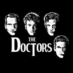 The Doctors By RebelArt