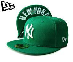 (ニューエラ) NEW ERA 59FIFTY NEW YORK YANKEES グリーンXホワイト アンダーバイザー【GREEN】【緑】【newera】【帽子】【new era】【ニューヨーク・ヤンキース】【NEロゴ】【MLB】【メジャーリーグ】【UNDER VISOR】【CAP】【キャップ】【NY】