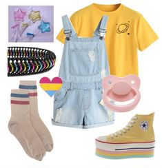 Little Boy Outfits, Cute Outfits For Kids, Trendy Outfits, Girl Outfits, Ddlg Outfits, Space Outfit, Adrien Y Marinette, Age Regression, Funny Tee Shirts