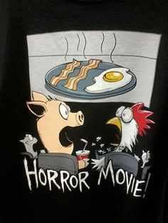 i would probably be in that movie. Bacon Lover!