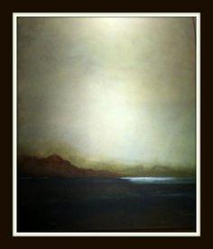 """""""STILL""""  Acrylic on canvas.  Lesli Bonanni"""