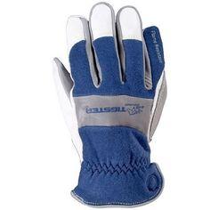 Black Stallion Safety Unisex T50 Flame-Resistant Blue Welding Gloves