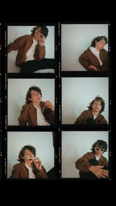 "finnwolfhvard: ""finn wolfhard for paper magazine "" Self Photography, Portrait Photography Poses, Photography Editing, Polaroid Picture Frame, Polaroid Pictures, Instagram Frame Template, Foto Frame, Photo Collage Template, Kodak Film"